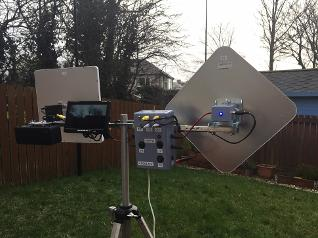 M0KPW 5.6GHz ATV completed station